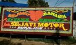 Toko Bunga di Sidikalang Kab.Dairi